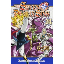 The Seven Deadly Sins, Vol. 24 by Nakaba Suzuki