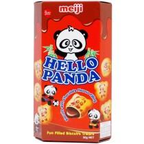 Meiji - Hello Panda Chocolate Flavoured Biscuit