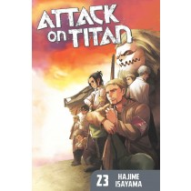 Attack on Titan, Vol. 23 by Hajime Isayama
