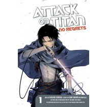 Attack On Titan, No Regrets 1 by Gan Sunaaku