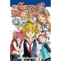 The Seven Deadly Sins, Vol. 27 by Nakaba Suzuki