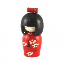 Kokeshi Doll - Tsubomi