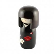 Kokeshi Doll - Flowers of Happiness (XS)