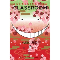 Assassination Classroom, Vol. 18