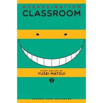 Assassination Classroom, Vol. 2