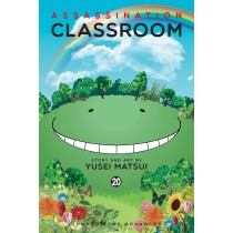 Assassination Classroom, Vol. 20