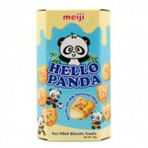 Meiji - Hello Panda Milk Flavoured Biscuit