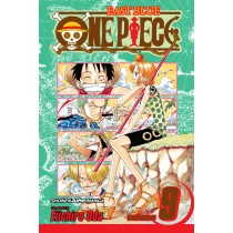 One Piece, Vol. 09 by Eiichiro Oda