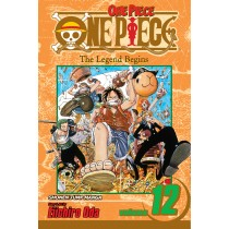 One Piece, Vol. 12 by Eiichiro Oda