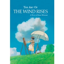 The Art of the Wind Rises by Hayao Miyazaki