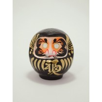 DARUMA - SIZE 2 - BLACK - CHASE AWAY EVIL