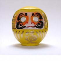 DARUMA - SIZE 2 - YELLOW - SECURITY & PROTECTION