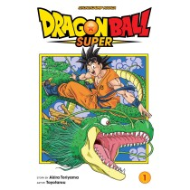 Dragon Ball Super, Vol. 01