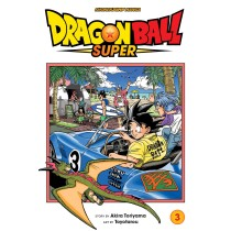 Dragon Ball Super, Vol. 03