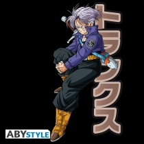 "T-SHIRT DRAGON BALL Z ""Trunks"" Large"