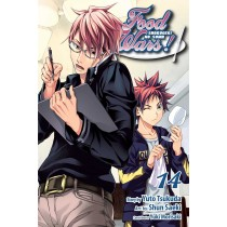 Food Wars!, Vol. 14