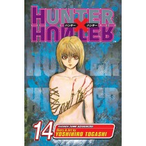 Hunter x Hunter, Vol. 14 by Yoshihiro Togashi