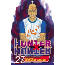 Hunter x Hunter, Vol. 27 by Yoshihiro Togashi