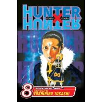 Hunter x Hunter, Vol. 08