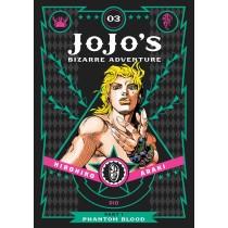 JoJo's Bizarre Adventure: Part 1-3