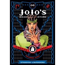 JoJo's Bizarre Adventure: Part 3--Stardust Crusaders, Vol. 6