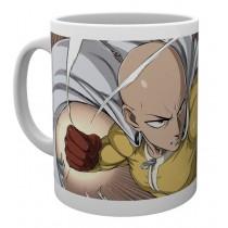 One Punch Man - Mug 300 ml / 10 oz - Saitama Punch