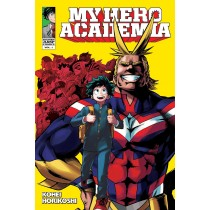 My Hero Academia, Vol. 01
