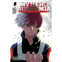 My Hero Academia, Vol. 05