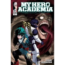 My hero academia vol. 06