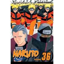Naruto, Vol. 36 by Masashi Kishimoto
