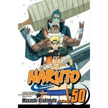 Naruto, Vol. 50 by Masashi Kishimoto