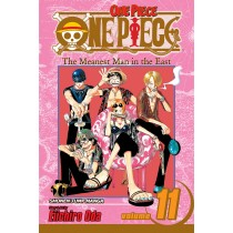 One Piece, Vol. 11 by Eiichiro Oda