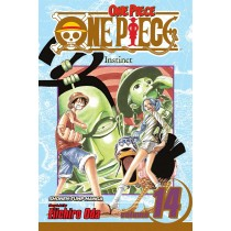 One Piece, Vol. 14 by Eiichiro Oda