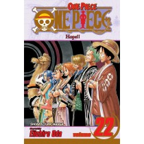 One Piece, Vol. 22 by Eiichiro Oda
