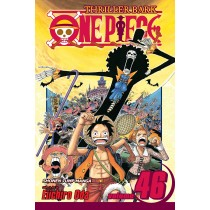 One Piece, Vol. 46 by Eiichiro Oda