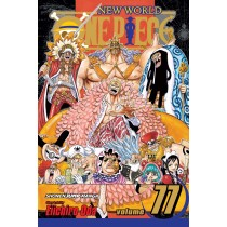 One Piece, Vol. 77 by Eiichiro Oda