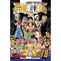 One Piece, Vol. 78 by Eiichiro Oda