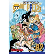 One Piece, Vol. 82 by Eiichiro Oda