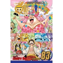 One Piece, Vol. 83 by Eiichiro Oda