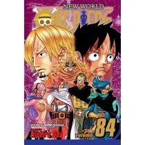 One Piece, Vol. 84 by Eiichiro Oda