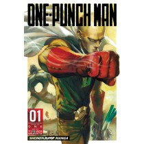 One-Punch Man, Vol. 1 Illustrated by Yusuke Murata