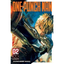 One-Punch Man, Vol. 2 Illustrated by Yusuke Murata