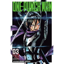 One-Punch Man, Vol. 3 Illustrated by Yusuke Murata