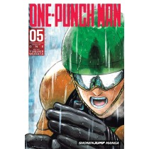 One-Punch Man, Vol. 05