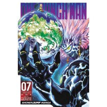 One-Punch Man, Vol. 7 Illustrated by Yusuke Murata