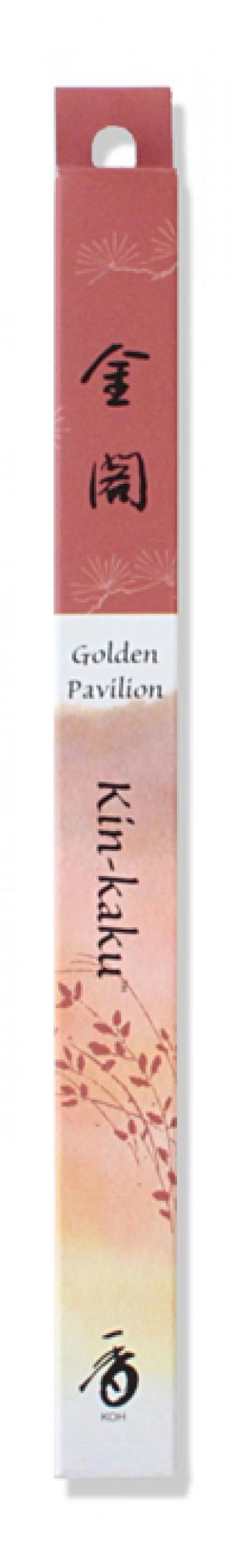 Shoyeido - Kin-Kaku / Golden Pavilion - 35 Incense Sticks