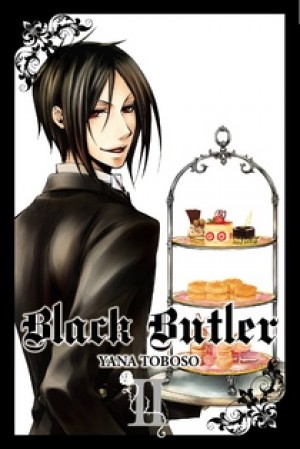 Black Butler, Vol. 2 By Yana Toboso