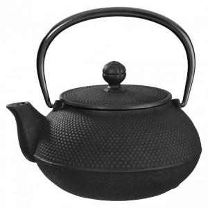 Arare Black Cast Iron Teapot 1.15L