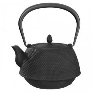 Nanbu Black Cast Iron Teapot 0.95L