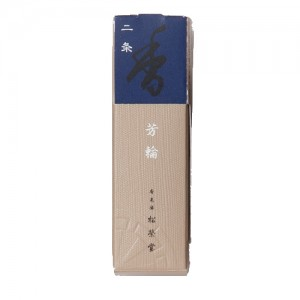 Shoyeido - Horin - Nijo - Avenue of the Villa - 20 Incense Sticks